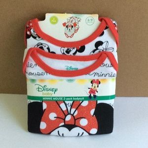 Other - Disney Minnie Mouse. Baby body suit.